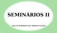 Seminários II 2018