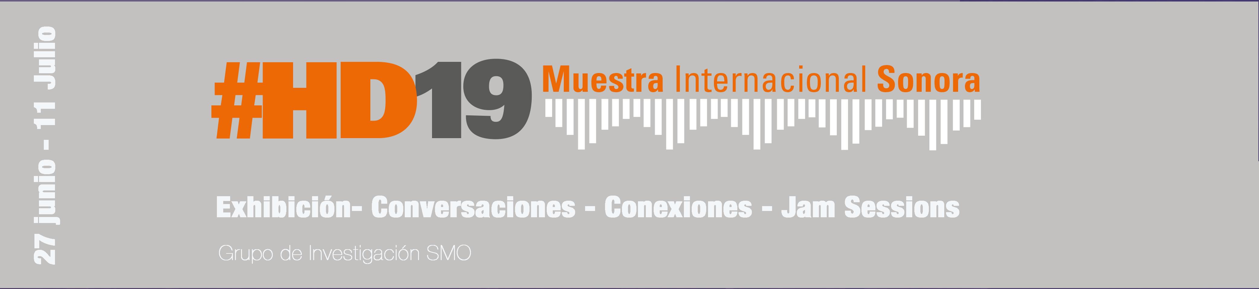 Banner Exhibicion Muestra Sonora #HD19