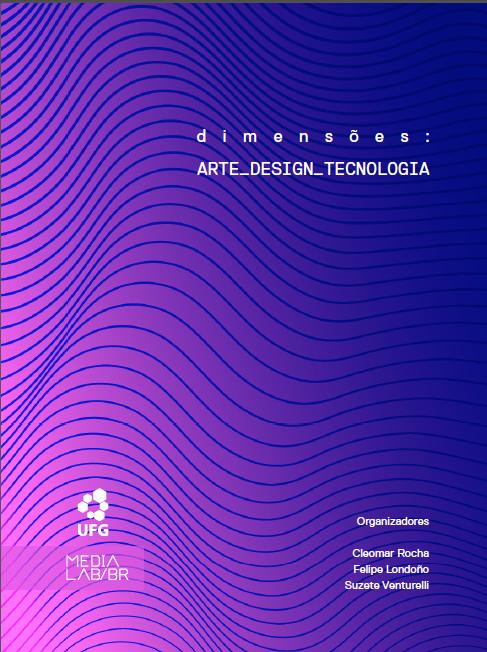 capa livro Dimensões da Arte