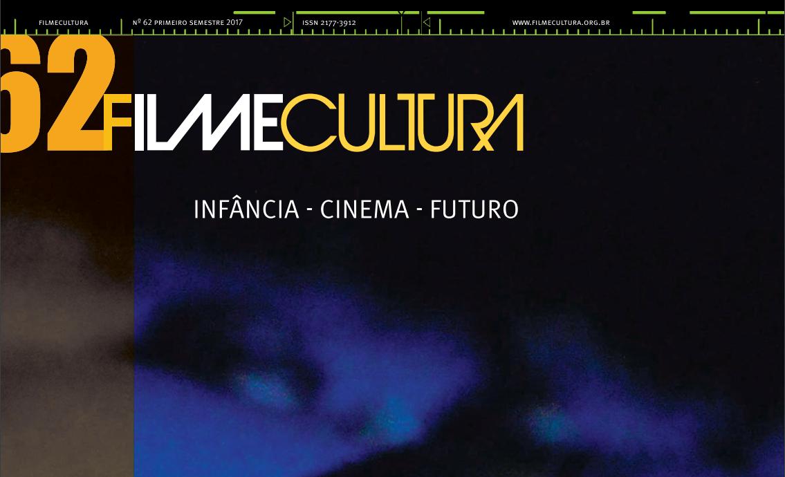 Capa da 62ª edição da revista Filme Cultura
