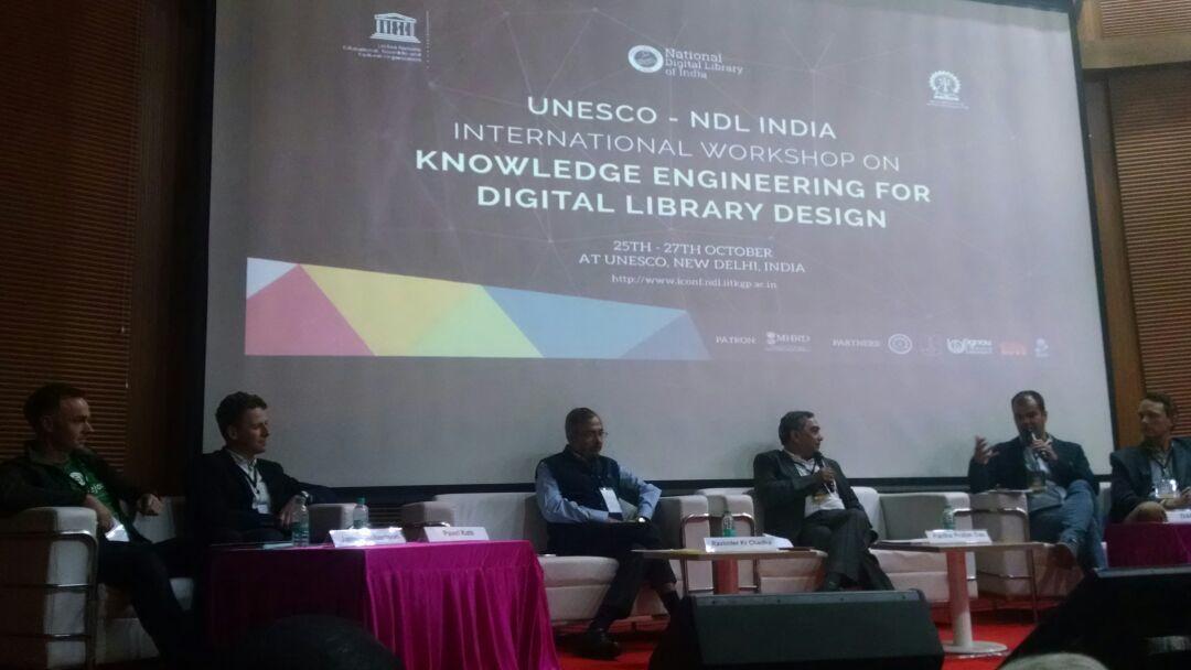 Tainacan é apresentado em congresso da Unesco, na índia