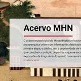Link Acervo MHN