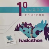 1 Lugar The Big Hackathon