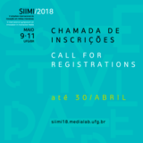 inscrições siimi 2018 1