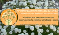 71º Congresso Nacional de Botânica