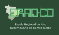 Logomarca do evento Escola Regional de Alto Desempenho do Centro-Oeste