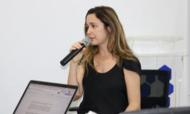 Lara Guerreiro no Curso Busca e Redação de Patentes