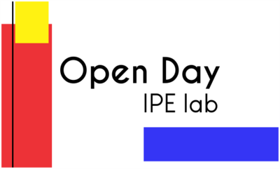 Open Day IPE lab
