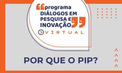 Diálogos em Pesquisa Palestra PIP UFG