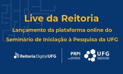 BannerNotícia_Site PRPI_LiveLançamento