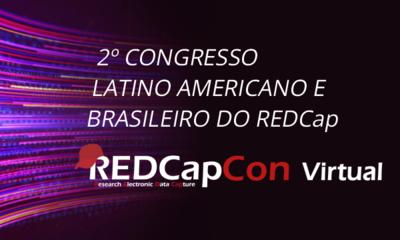 Banner notícia REDCapCon Virtual