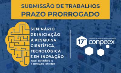 BannerNotícia_Site PRPI_SubmissãodeTrabalhos_Prorrogação