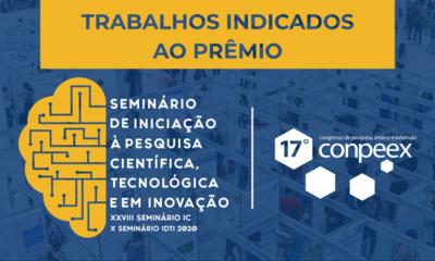 BannerNotícia_Site PRPI_Trabalhos IndicadosAoPrêmio