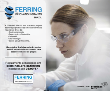 Ferring Innovation Grants Brazil