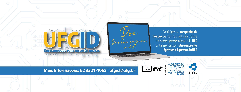 Banner Campanha Inclusão Digital UFG