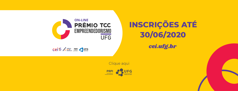 Prêmio TCC de Empreendedorismo UFG