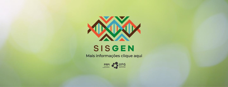 Logo SISGEN