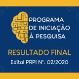 BannerNotícia_ResultadoFinal_EditalPRPI_Nº02_2020