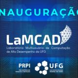 Inauguração LaMCAD