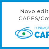 Novo edital do Capes-Cofecub
