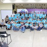 Organizadores e participantes do 1º Hackathon em Saúde UFG