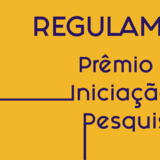 Regulamento_Prêmio de Iniciação à Pesquisa
