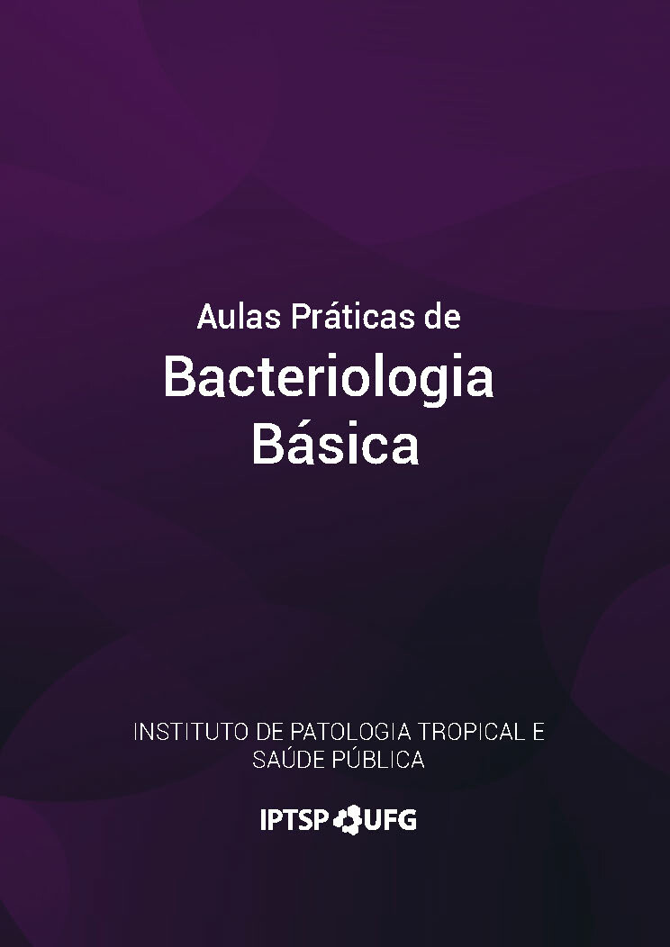 capa Aulas Práticas de Bacteriologia Básica