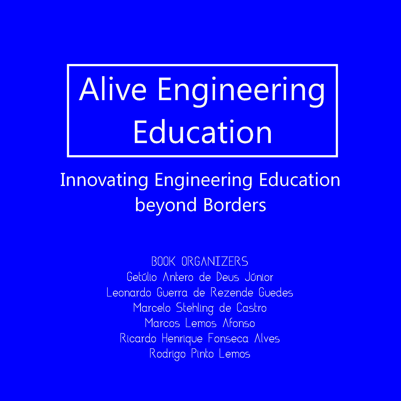 capa Alive Engineering Education