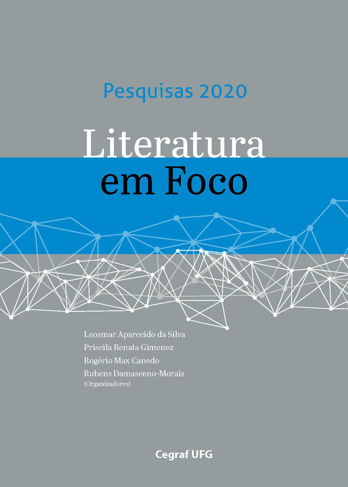 capa Literatura em foco