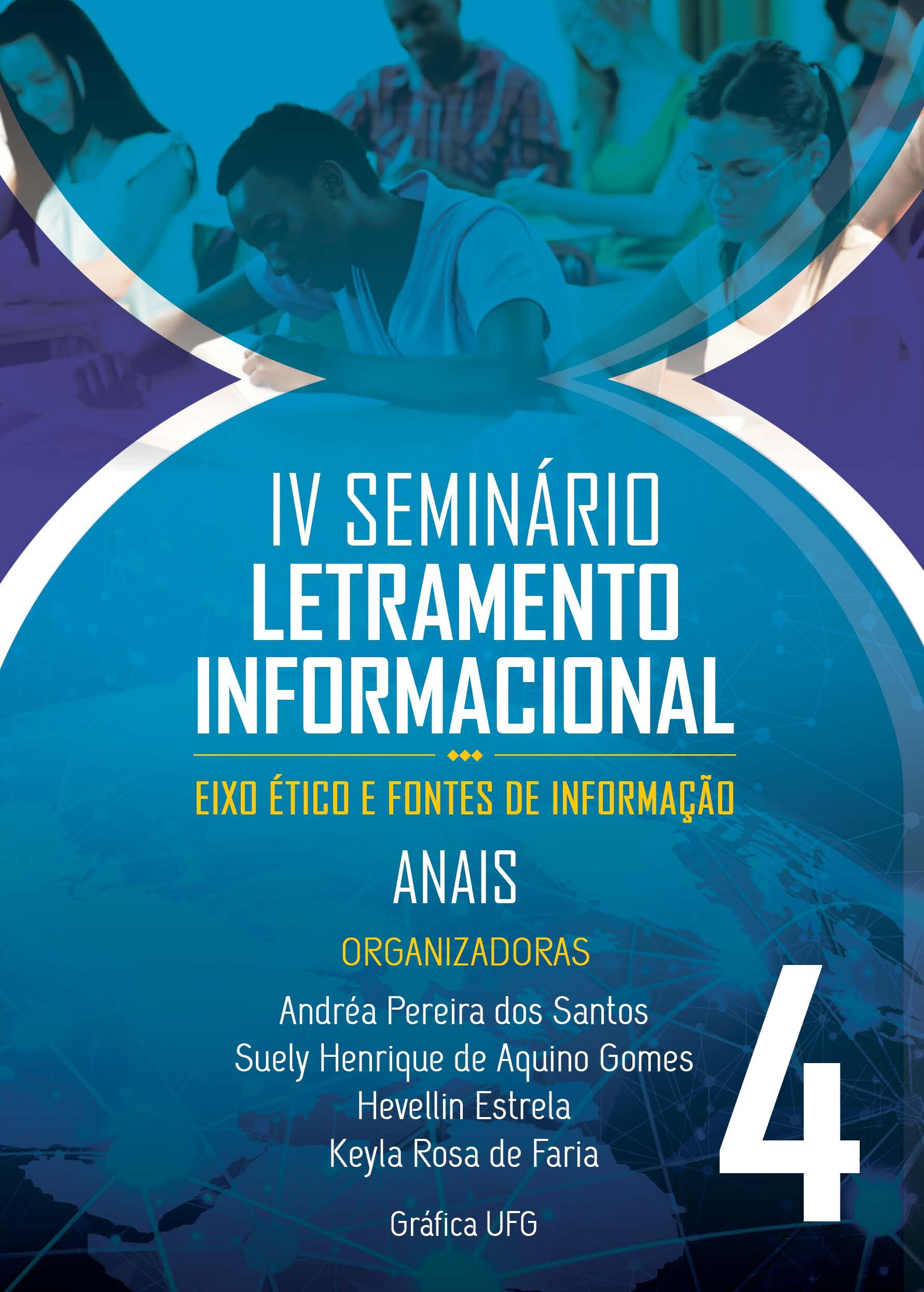 capa Seminário de Letramento Informacional: eixo comportamento v. 4