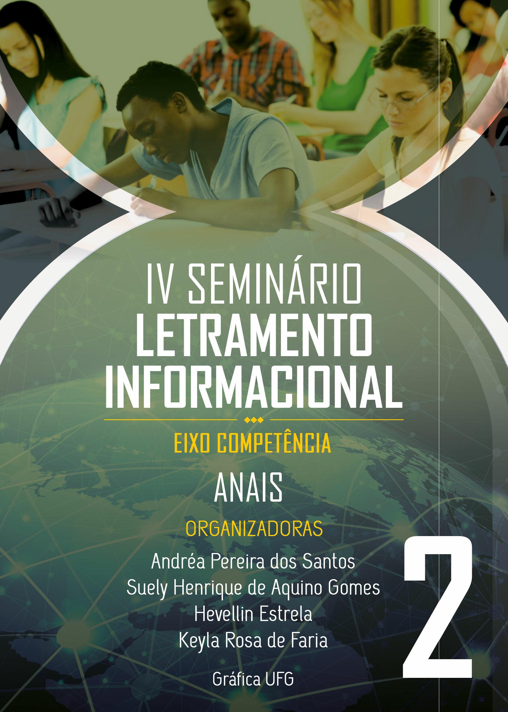 capa Seminário de Letramento Informacional: eixo competência v. 2