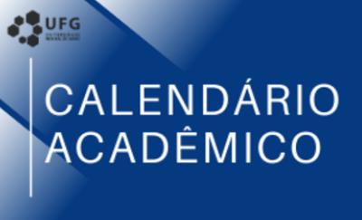 Calendário Acadêmico UFG