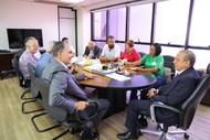 Reunião UFG, Prefeitura, Ministério 1