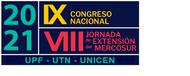 2 IX Congreso Nacional de Extensión y VIII Jornadas de Extensión del Mercosur