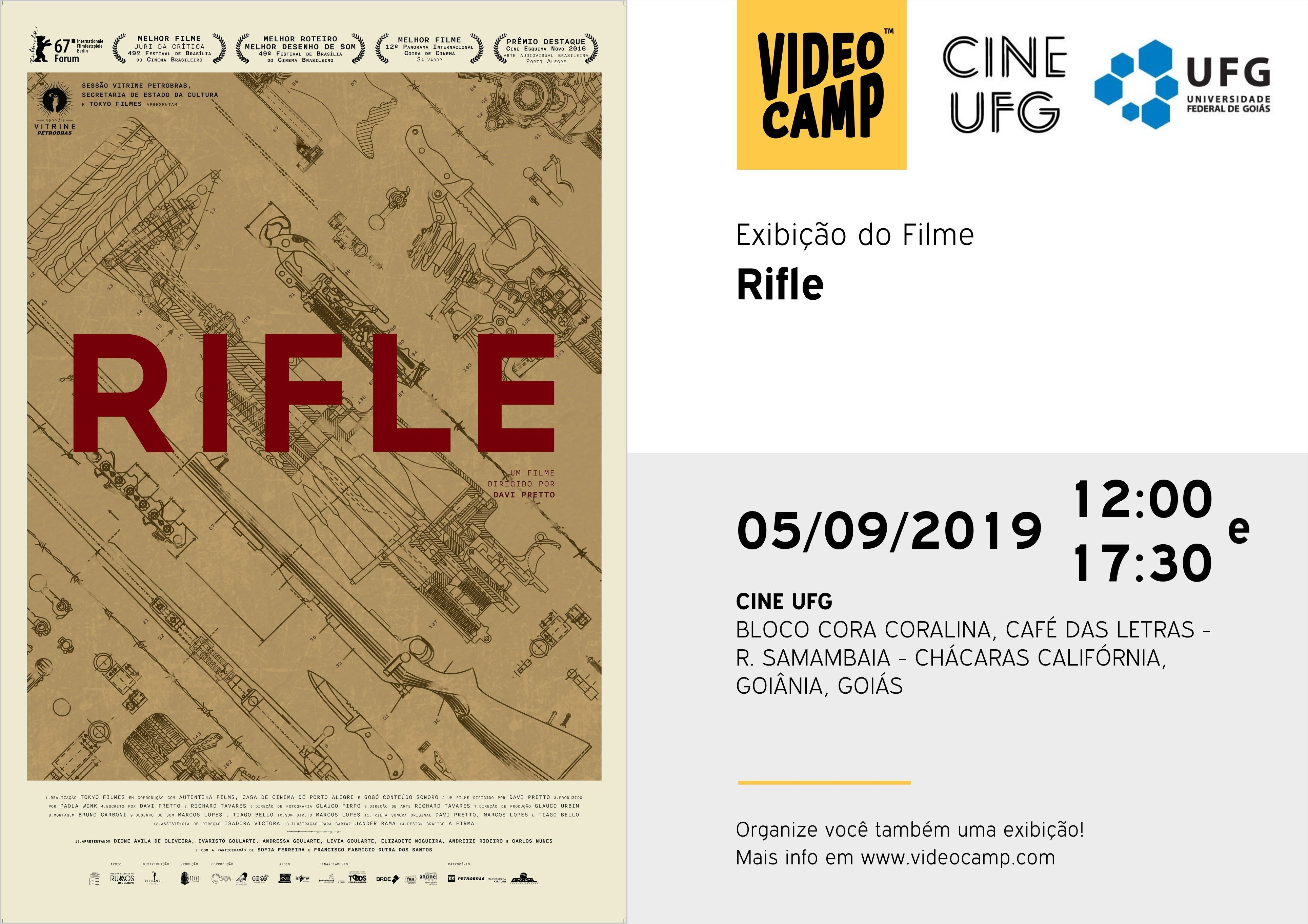 RIFLE (CINE UFG)