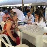 Ligas acadêmicas realizam ação em Bela Vista de Goiás