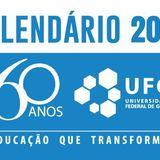 Calendário de 60 anos da UFG