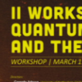 Banner_II Workshop on quantum information and thermodynamics