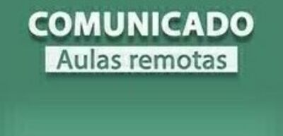 Aulas Remotas