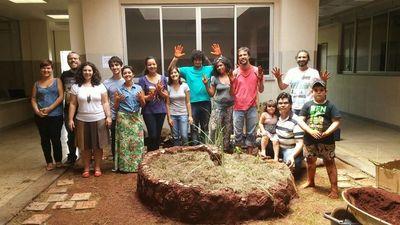 Espiral de Ervas: Saberes da Permacultura e Agroecologia.