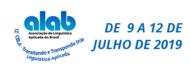 12º Congresso Brasileiro de Linguística Aplicad