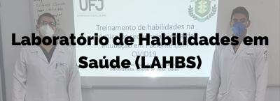 Banner_Noticia_Laboratório de Habilidades em Saúde (LAHBS)