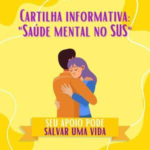 Capa - Notícia -Cartilha - Saúde Mental no SUS - Setembro 2020