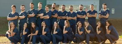 Turma 1 - Medicina UFJ