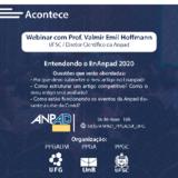 Prezada comunidade acadêmica, Primeiramente gostaríamos de agradecer por terem participado do Webinar - EnANPAD 2020 realizado com o Prof. Emil Hoffmann, diretor científico da...