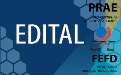 Banner Edital Extensão Site FEFD