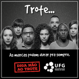 Fora Trote UFG 2017