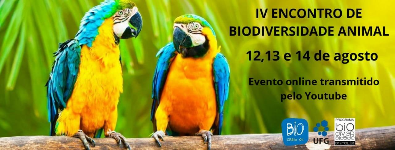 Encontro de Biodiversidade 2020.2