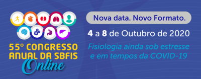 55º Congresso Anual Da Sociedade Brasileira De Fisiologia