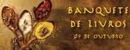 Banner do Banquete de Livros cortado para capa de notícia